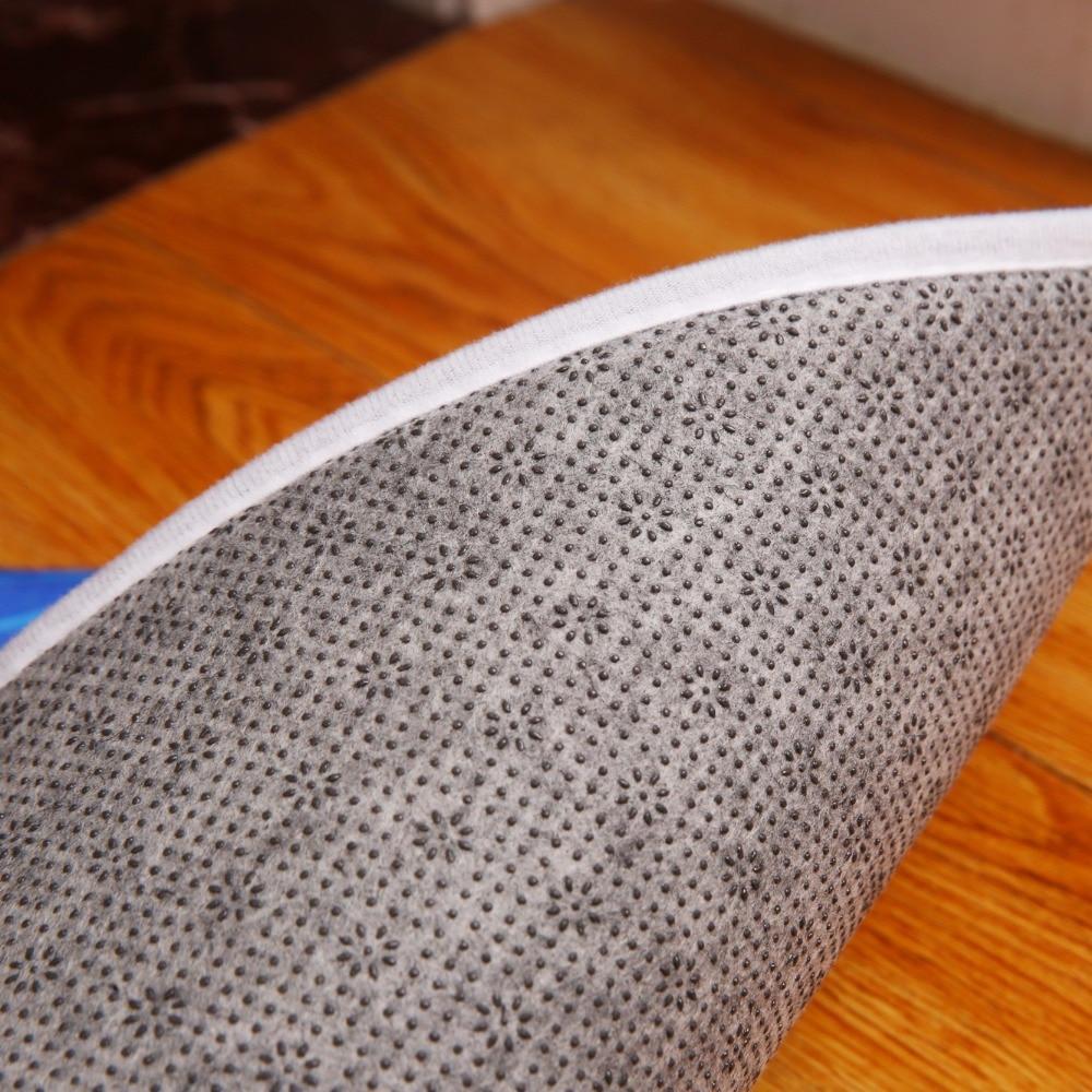 Fußmatte Teppiche Streifen Geometrie Druck Matten Boden Küche Bad ...