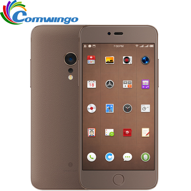 "Original Smartisan M1 4G LTE Phone Snapdragon 821 Smartisn OS 3.1 4GB RAM 32GB ROM 5.15"" 1920x1080 23.0MP Fingerprint Cell phone"