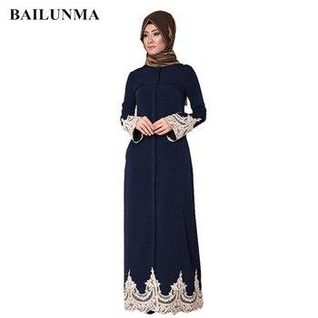 1376d4941290388 Передняя открытая Кнопка abbaya musulman mode musulmane femme arab женская  одежда арабское платье хиджаб абайя цветочный abaya K7906