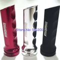 Free Shipping Red/Silver/Black MOMO Handbrake Cover Handle General Gear Head Refires Handbrake Grip