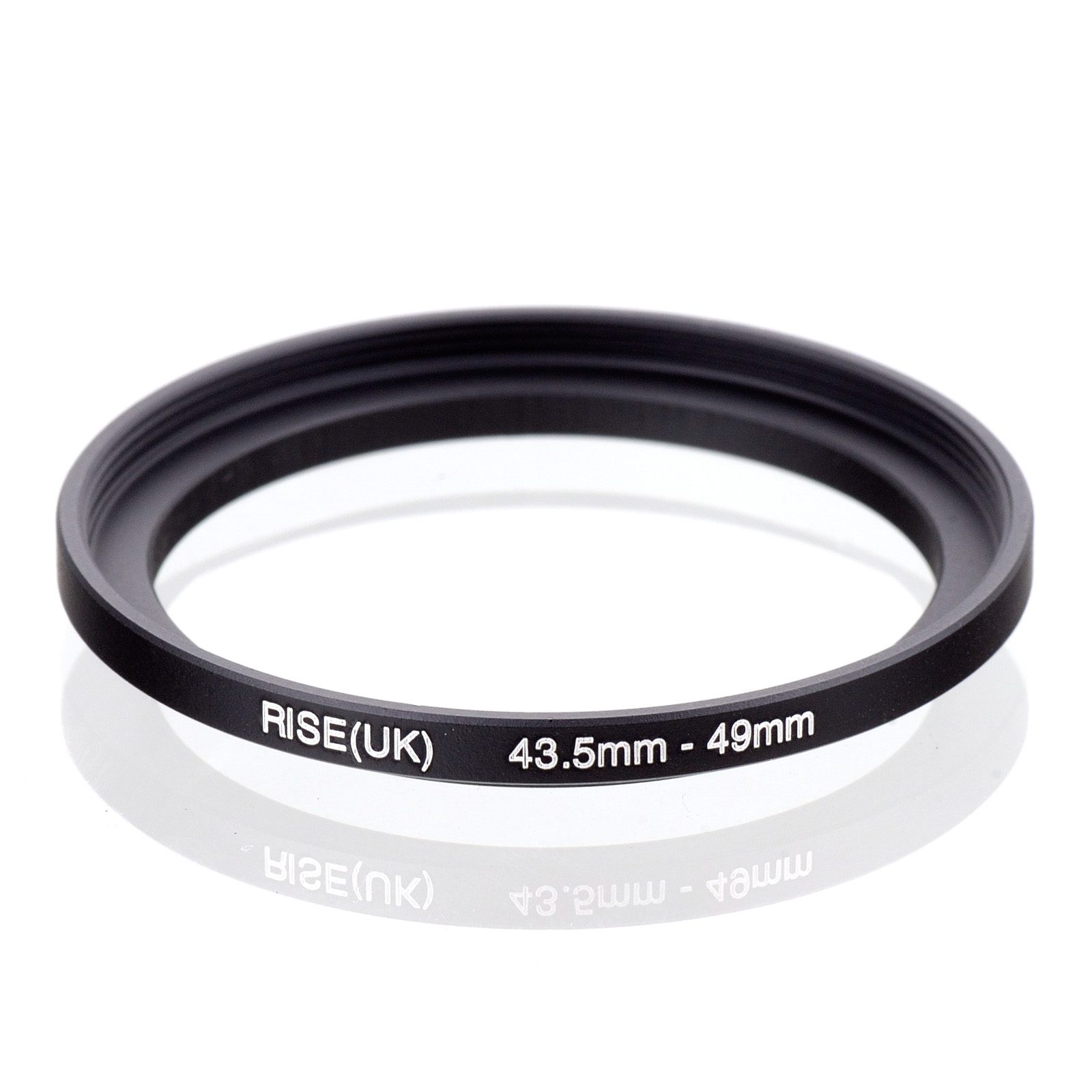 43.5mm-49mm 43.5-49 mm 43.5 to 49 Step UP Filter Ring Adapter free shipping