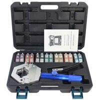 Hexagonal Pressure Crimping Crimping Tools for Repair Air Conditioner Pipes Hose FS 7842