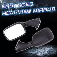 Mirrors Rear View Mirror Inverted For Suzuki HAYABUSA GSXR1300 1997 1998 1999 2001 2002 20003 GSX1300R Motorcycle Accessories