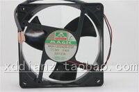MGA12024ZB-O38 12CM 24V fan 0.42A 120 * 120 * 38MM ball bearing fan