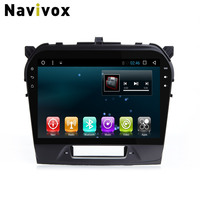Navivox 10 2 Din Android 6 0 Quad Core For Grand Vitara Ram2G Car GPS Navigation