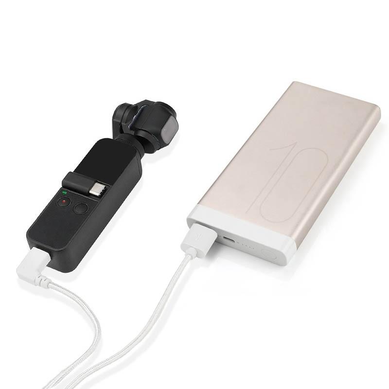 DJI OSMO Pocket Type-c Port Handheld Gimbal Battery Charging Cable for DJI Osmo Pocket Gimbal Camera Accessories