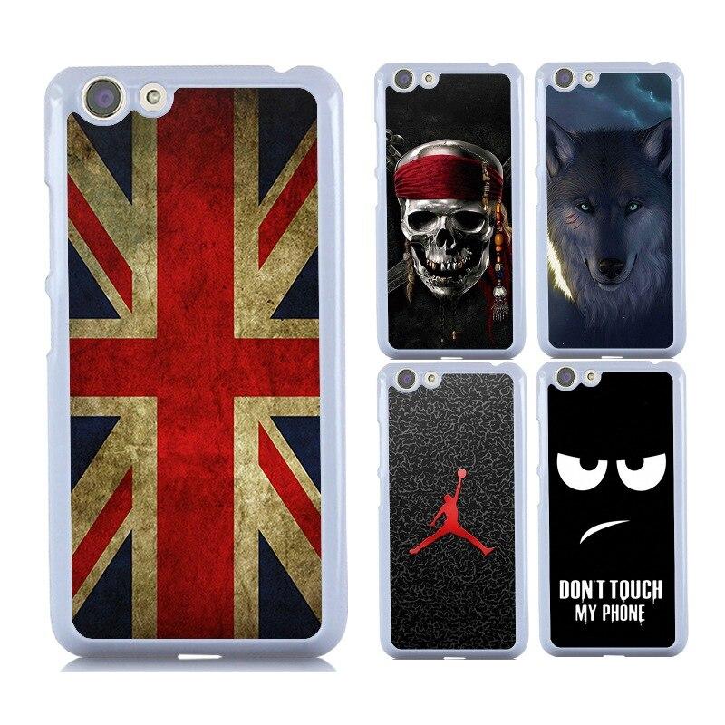 sale retailer 09134 421a3 Best Favourite UK Flag Case for Vivo Y53 Case Skull Emoji Captain ...