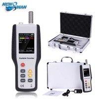 HT 9600 PM2.5 детектор частицы монитор лазерной пыли измеритель влажности воздуха анализатора