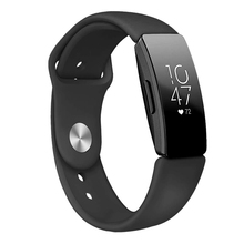 Watch Band For  Inspire/Inspire Hr,Sports Silicone Bracelet Strap Hr