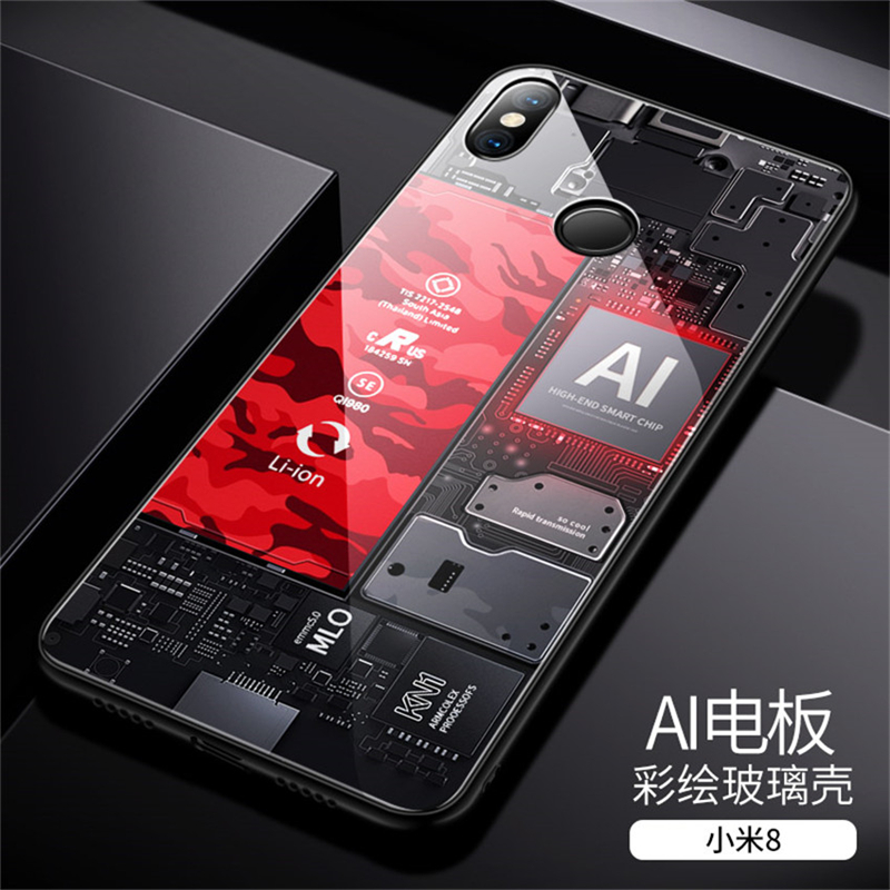 Aixuan Tempered Glass Phone Case (11)