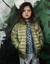 INS 2016 kids solid color penguin printed down coat girls clothing boys clothing winter christmas children