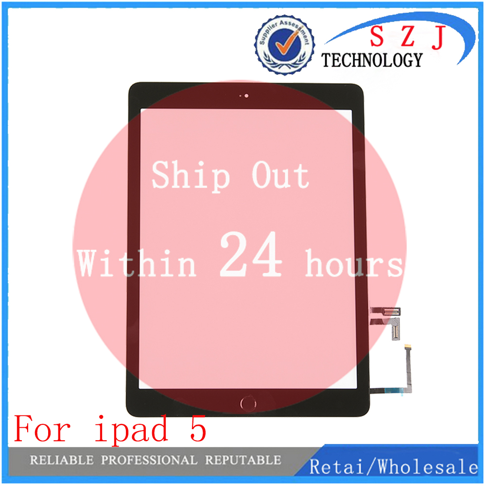 High Quality New Touch Screen Glass For IPad Air 1 For IPad 5 Replacement Touch Panel Free Shipping