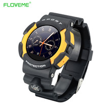 FLOVEME E2 Impermeable Deporte Reloj Inteligente Rastreador Salud Usable Dispositivos Inteligentes Relojes Electrónica Inteligente Reloj Inteligente