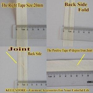 """Бесплатная доставка, 100% хлопок, лента для переплетения, Размер ленты: 20 мм, ширина: 3/4 """"25 ярдов/партия, складывающаяся лента, сделай сам, сшитый материал ручной работы"""