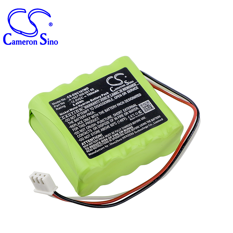 2000mAh Battery for Ozroll ODS Controller Smart Drive Smart Control 10 15.910.19