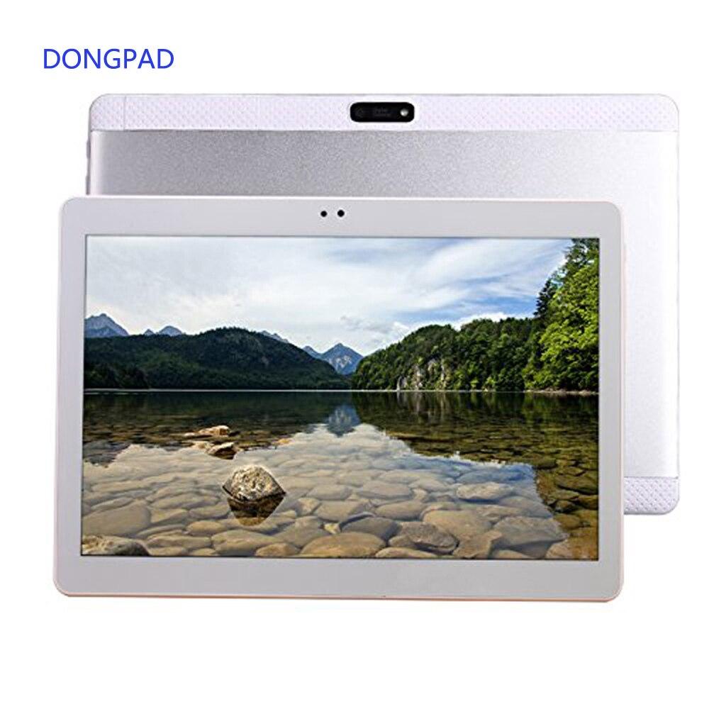 10 1 inch Unlock Tablet PC 4G FDD LTE Octa Core 4GB 32GB ROM Dual SIM