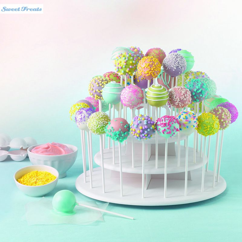 Cupcake And Cake Pop Display