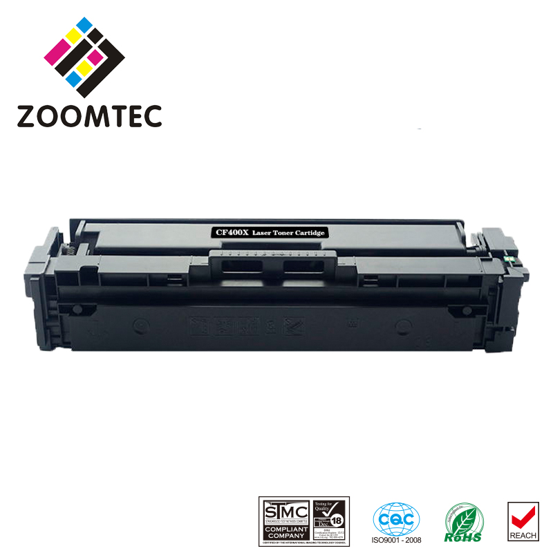 1PC Black High Yield 201X 201 CF400X CF400 400X cf400x cf400 Toner Cartridge For Hp Printer Pro M252dn 252n MFP M277dw 277n toner new printer cartridge for hp color 2840 toner low yield printer toner cartridge for hpcru free shipping