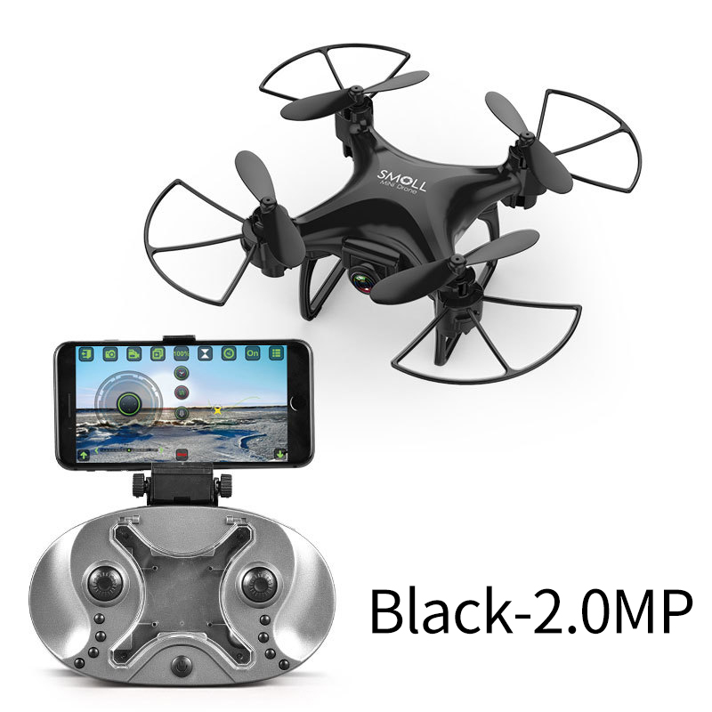 BLACK 2MP HD