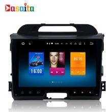 2din android GPS del coche para KIA sportage r 2011-2015 autoradio navegación unidad principal multimedia 2 Gb + 32 Gb Android 6.0 PX5 8-Core