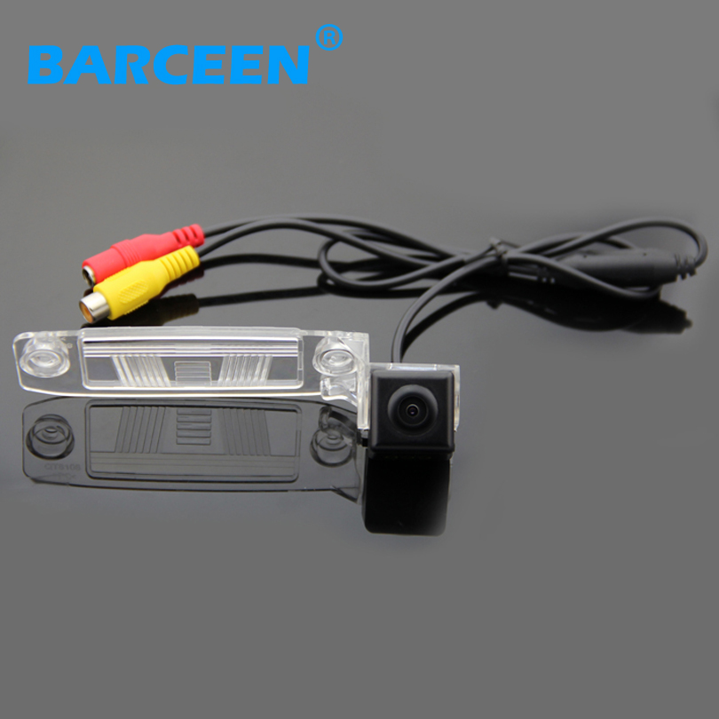 HD original Car rear view camera backup camera for Kia Sportage R  2011 PC1363 HD chip Free Shipping