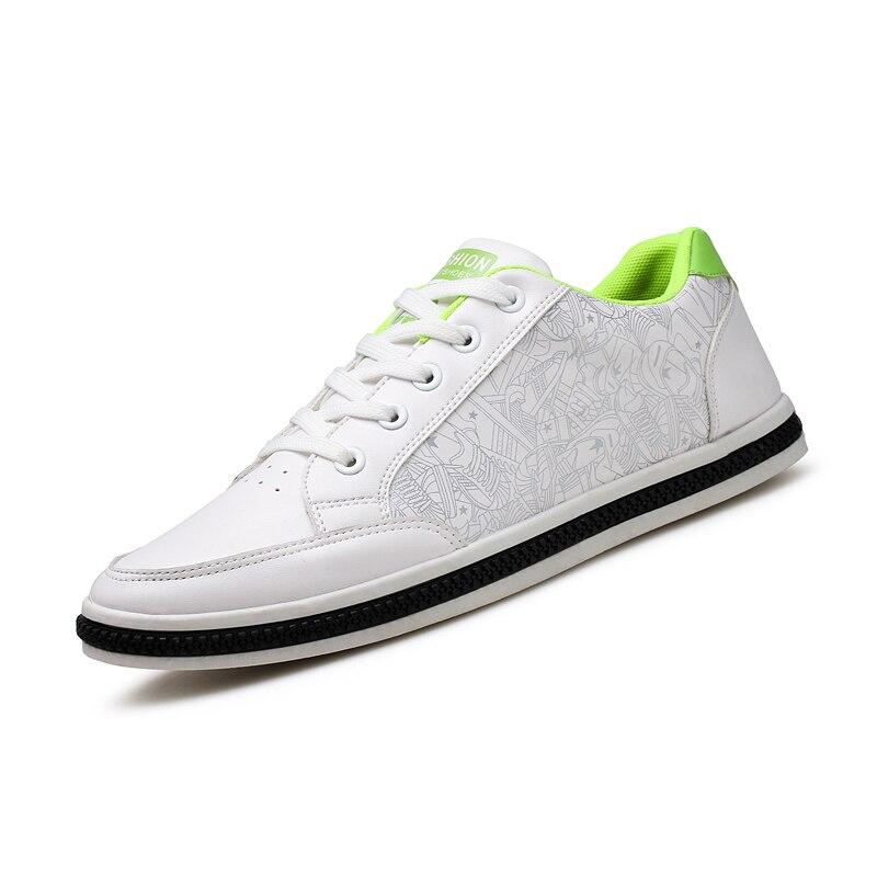 Hot Sale 2017 Spring Summer Men Casual Shoes Men Breathable Flat Shoes Men Fashion Durable Lace