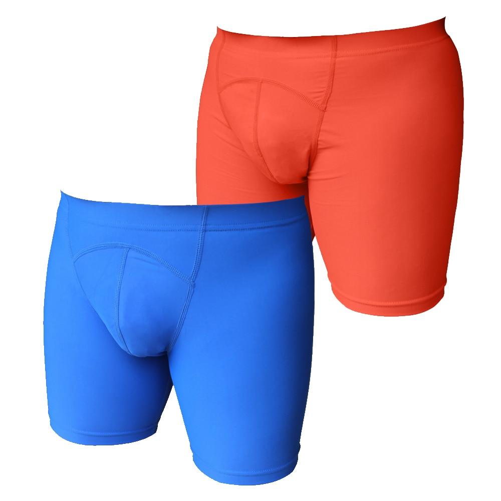 """Տղամարդկանց կոմպրեսիոն շորտեր Սպորտային կոշտ մարզաձևեր տղամարդկանց բոդիբիլդինգի հագուստ Spandex Lycra 5 """"inseam Shorts Fitness Body"""