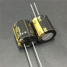 100 шт. 2200 мкФ 35 В Nichicon КВТ серии 18×20 мм 35V2200uF HiFi аудио конденсатор