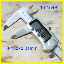 Buy online Digital caliper (metal casing) eletronic digital caliper digital vernier caliper