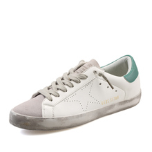 d6c4882177 Buy leather sneaker golden goose and get free shipping on AliExpress.com