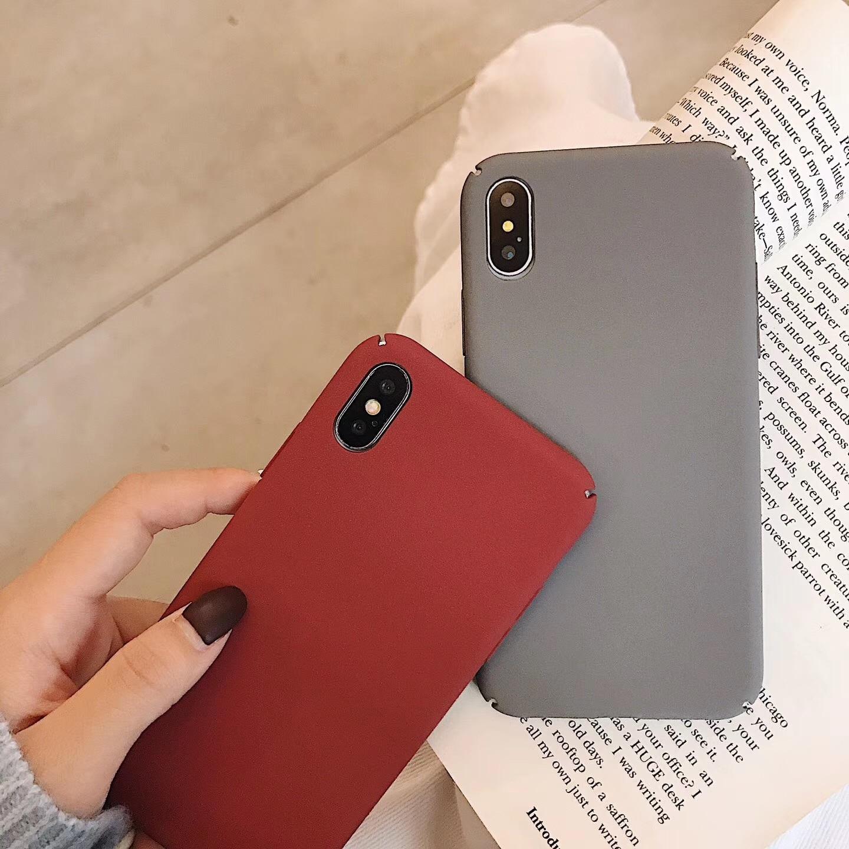 ᗗHigh Quality Hard Case For Xiaomi mi 9 8 SE Case For Xiomi Xiaomi