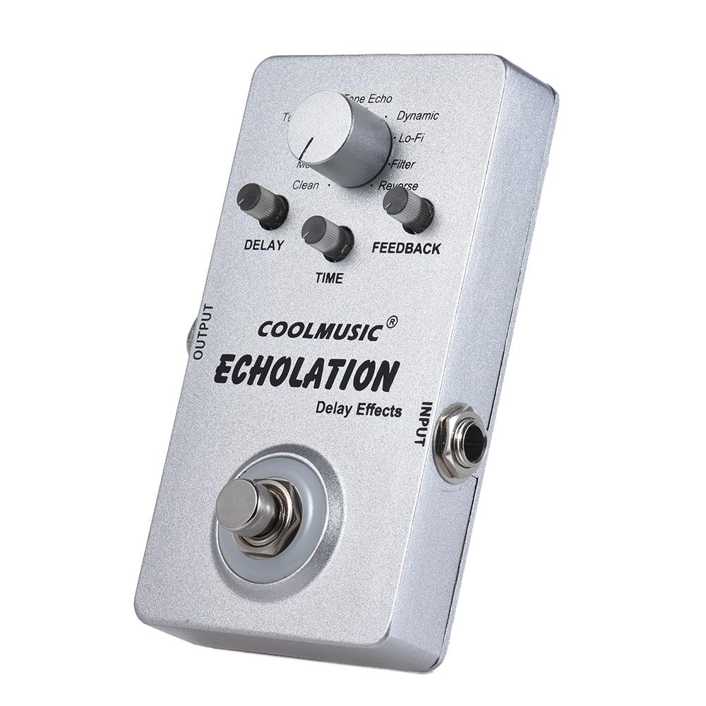 Guitar Effects Delay : buy delay guitar effect pedal digital delay guitar effect pedal with 9 delay ~ Vivirlamusica.com Haus und Dekorationen