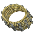 For YAMAHA Competition YZ250 YZ 250 1988 1989 1990 1991 1992 Motorcycle Friction Clutch Plates