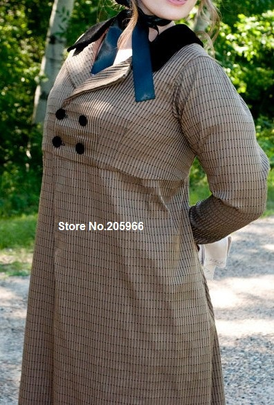Jane Austen Cosplay. Regency style spencer jacket Made to measure Any fabric or colour