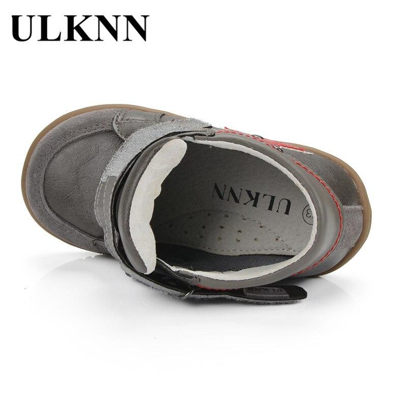 ULKNN-Kids-Shoes-Boys-Sneakers-Children-Casual-Shoe-Genuine-Leather-Flat-Running-Sport-Anti-Slippery-Baby-Kids-Sneaker-Star-Shoe-4