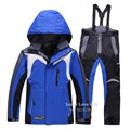 Kids/Children Winter Waterproof Outdoor Sport Sets Clothes Ski/Snowboard/Snow/Skiing Jacket+Pants Clothing For Boys/Girls/Enfant