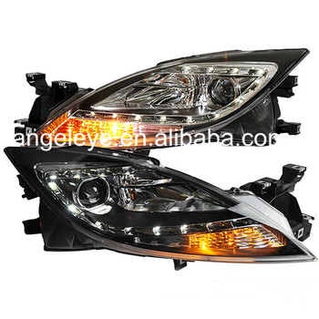 For Mazda 6 Core - wing LED Head Lamp 2011 to 2012 year