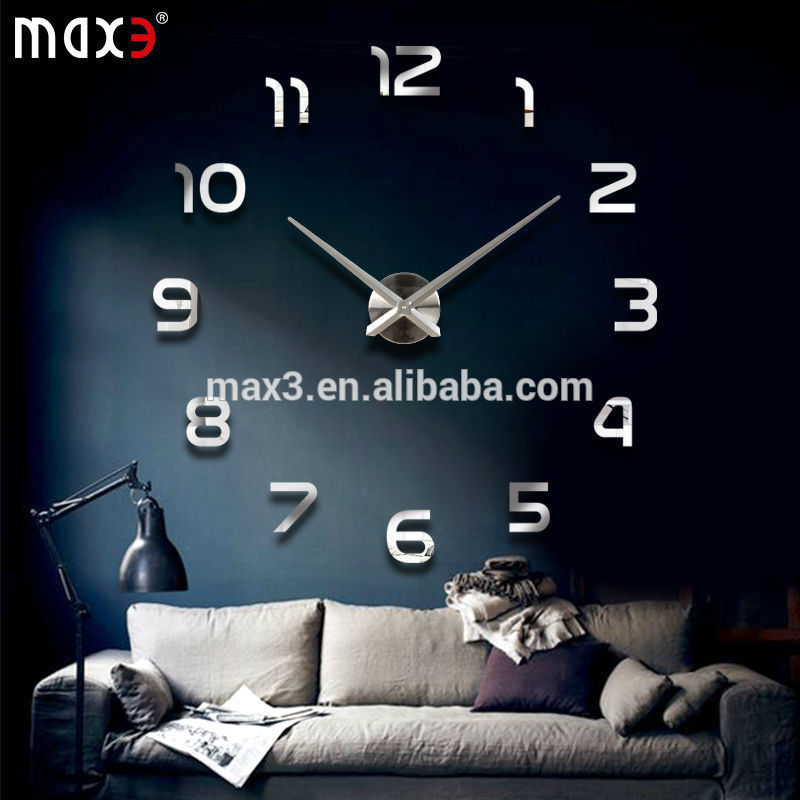Extra Large Decorative Wall Clocks aliexpress : buy new extra large decorative wall clocks from