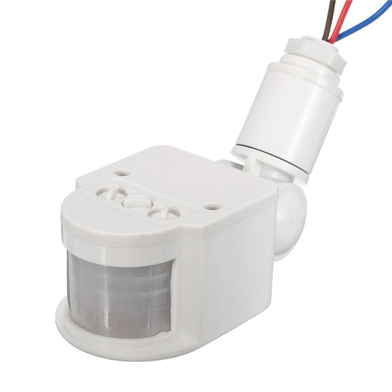 Nice Motion Sensor Light Switch Outdoor LED Security Infrared PIR Motion Sensor  Detector Wall Light Lamp Switch