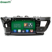 2GB RAM 9 Full Touch Screen 1024 600 HD Octa Core Car DVD GPS Android 6