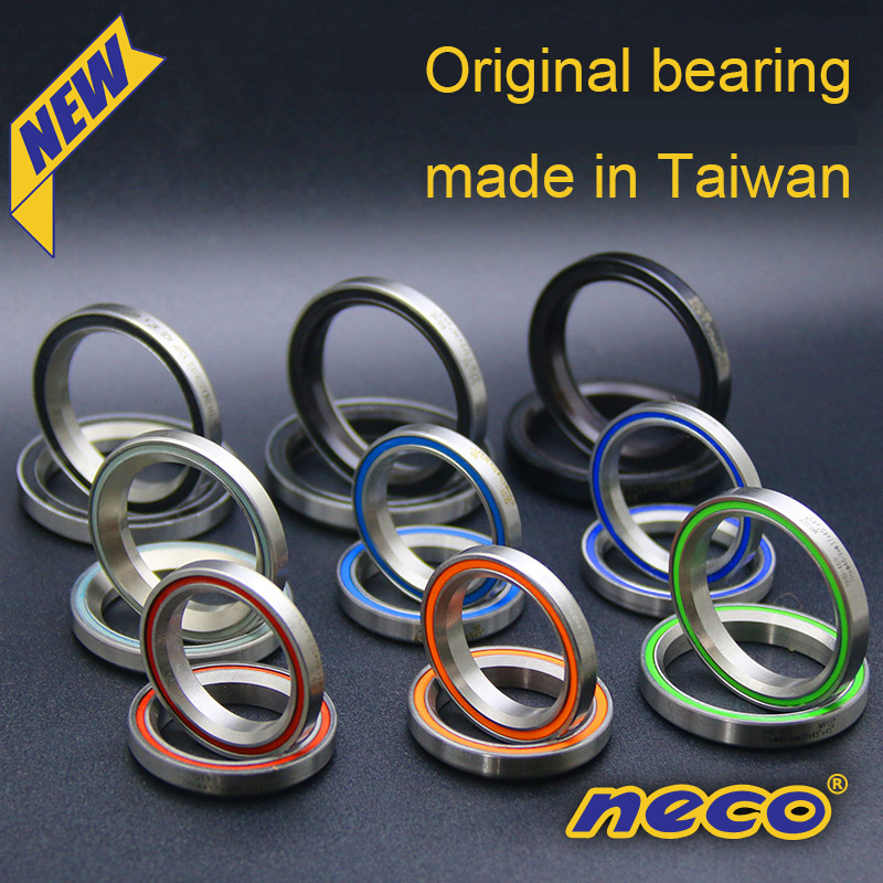 Neco Bearing Road Bike MTB Headset Bearing Bicycle 38 39 41 41.8 43.8 44 46.8 46.9 47 48.9 49 50.8 51 51.8 52 Mm For Giant