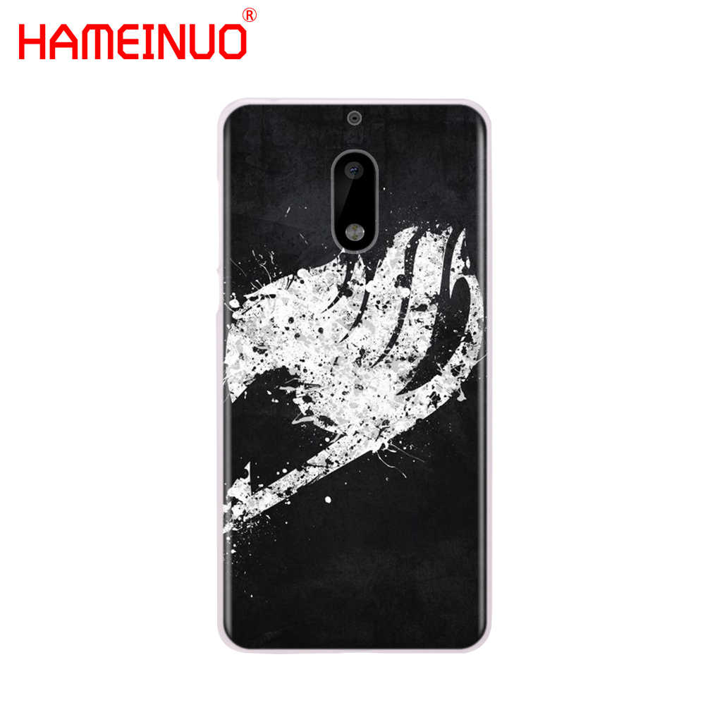 Hameinuo Anime Fairy Tail Hot Bloodcover Phone Case untuk Nokia 9 8 7 6 5 3 Lumia 640 640XL 2018