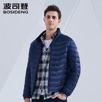 BOSIDENG down jacket for men down coat men's clothing warm light early winter waterproof B80131501DS