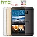 ЕС Версия htc One M9 4G LTE мобильный телефон Восьмиядерный 3 ГБ ОЗУ 32 Гб ПЗУ 5,0 дюймов 1920x1080 двойная камера 20 МП 2840 мАч смартфон