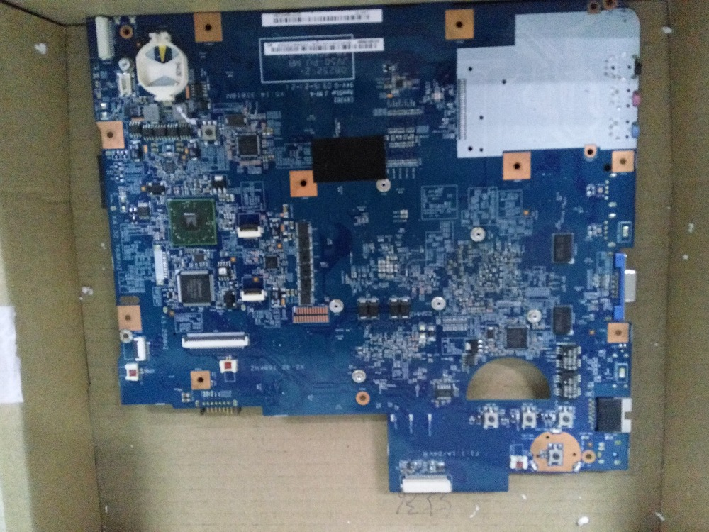 5536 5536G LA-6631P Connect With  Motherboard Tested By System Lap Lap Connect Board