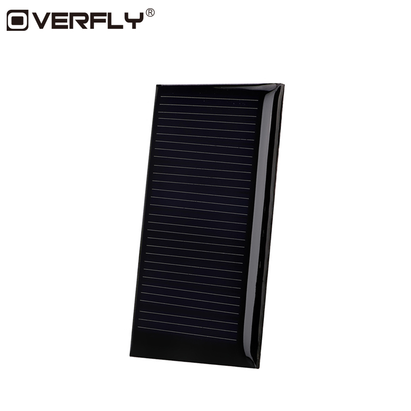 Solar Made Solar Mini Panel 1-100 0.5Volt//100mA Solar Panel
