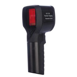Image 5 - Hassasiyetli IR termal görüntüleme kamerası 20 ila 300C Dijital Renkli lcd ekran Kızılötesi Görüntü 1024 P Gerçek Zamanlı termal kamera HT 18