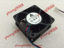 Free Shipping For DELTA  AFB0624EH, -4J44  DC 24V 0.36A, 3-wire 3-pin 60mm 60x60x25mm Server Square cooling fan sanyo 9gv0824p1g03 dc 24v 1 60a 80x80x38mm server square fan