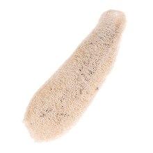 1pcs Natural unprocessed luffa Loofah Antibacterial Loofah b