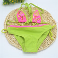 girl bikini baby swimwear kids girls swim wear bikini set swimwear swimsuit cheap china clothes for SW091